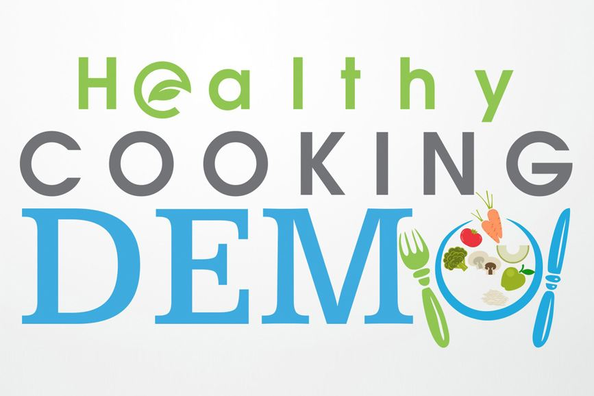 Newcomers Club - Calendar Healthy Cooking Demonstration